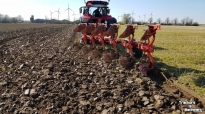 DEMO Kuhn Varimaster L NSH Onland/traditioneel/ ECO ploeg   DEMO