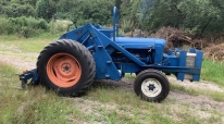Major 2wd Traktor Tractor Tracteur